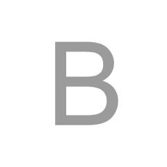 B-TYPE (白金/銠30%-白金/銠6%)